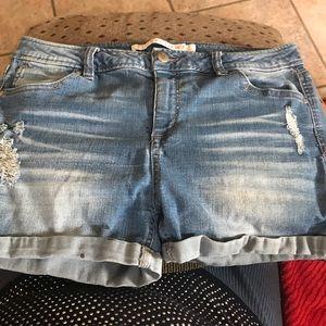 Short size 11